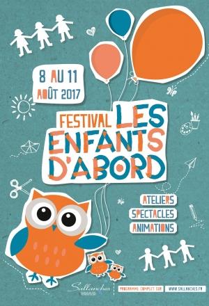 Festival Les Enfants d'Abord à Sallanches