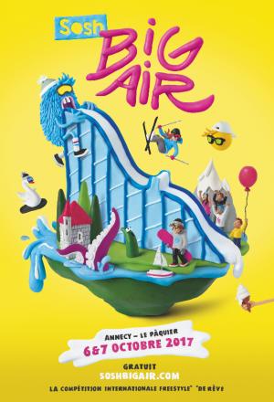 High Five Festival et Sosh Big Air 2017