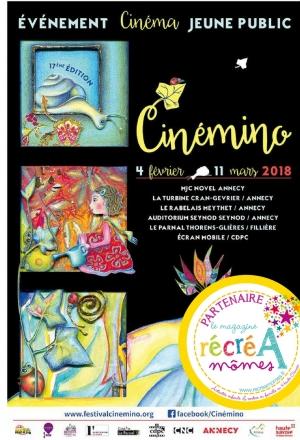 Festival Cinémino 2018