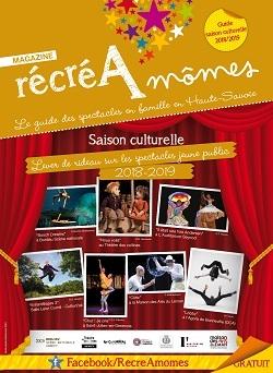 Guide des spectacles 2018/2019 en Haute-Savoie
